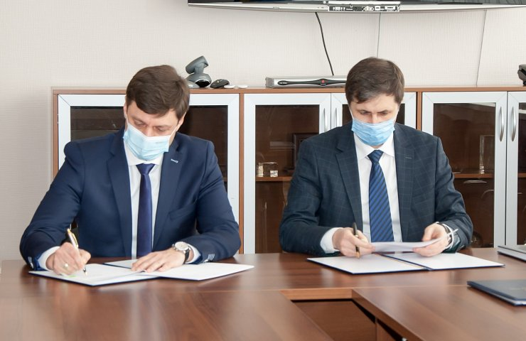 The State Space Agency and the Cadastral Service of Ukraine agreed on cooperation