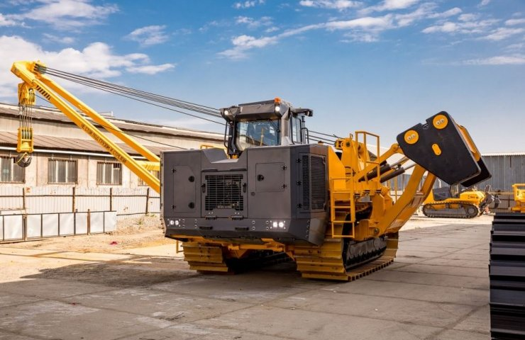 Production of Russian road construction equipment in 2021 increased by 26%