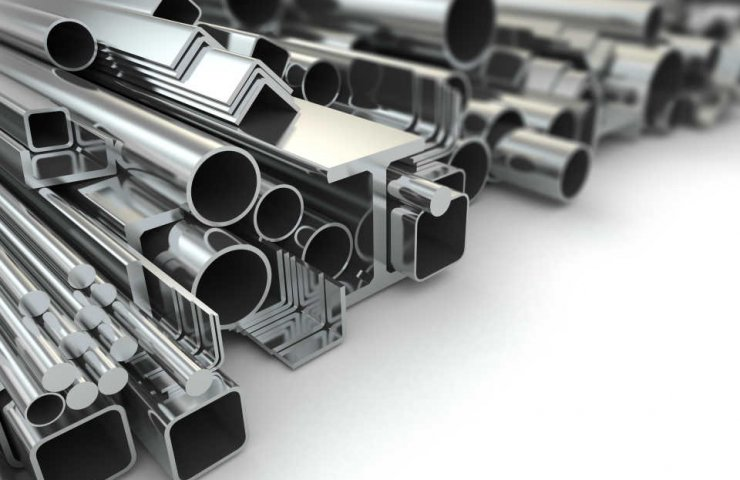 Types of stainless steel rolled products