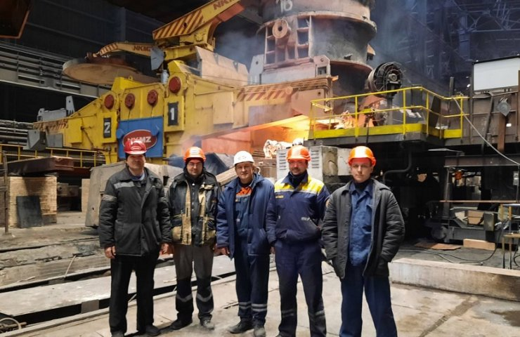 Novokramatorsk Machine-Building Plant has raised wages for the second time since the beginning of the year