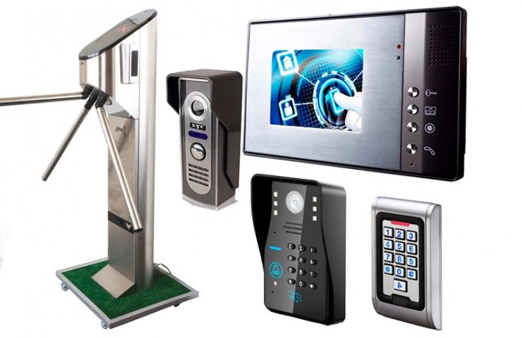 Tasks of the access control system