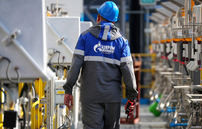 Alexey Miller: construction of the Nord Stream 2 gas pipeline is fully  completed » Metallurgprom